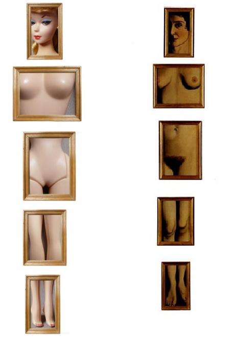 René Magritte, The Eternal Evidence