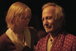 Nicole Kidman és Ben Gazzara a Dogville - A menedék című filmben