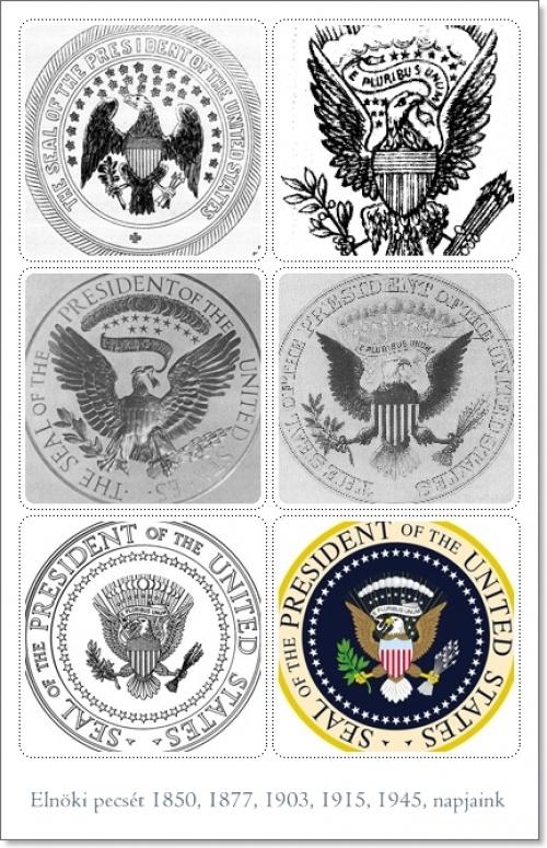 Elnöki pecsétek