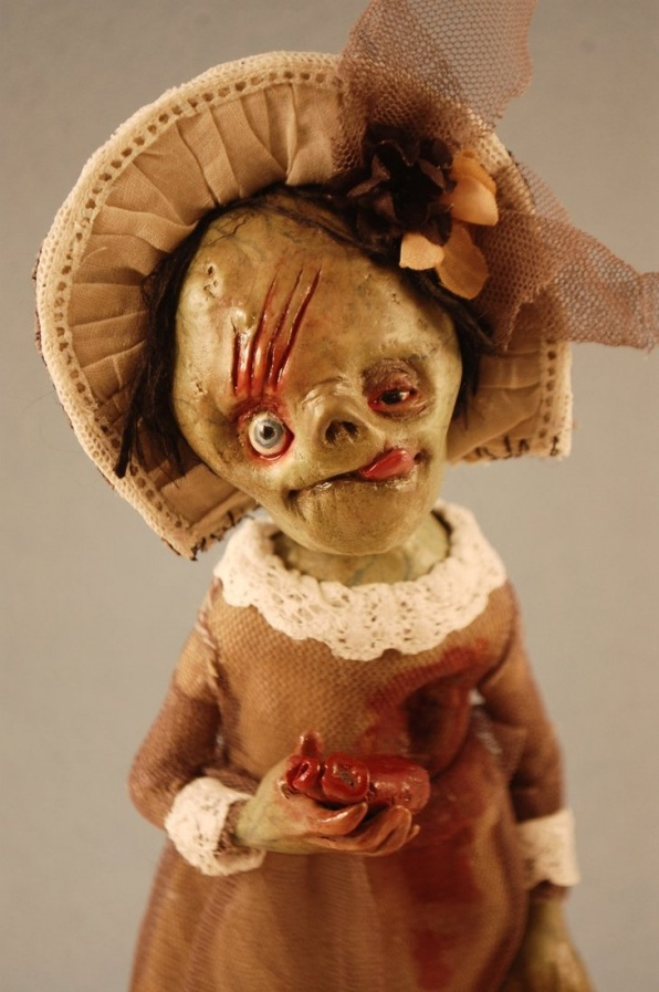 Valentín zombi