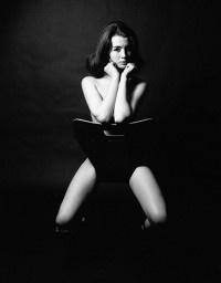 Christine Keeler fényképe 1963-ból