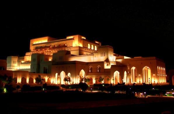 A Királyi Operaház Ománban