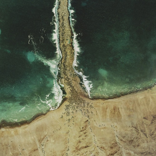 A szétválasztott Vörös-tenger
