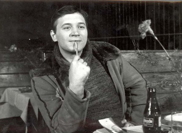 Szőnyi G. Sándor 1978-ban (fotó: filmkultura.hu)