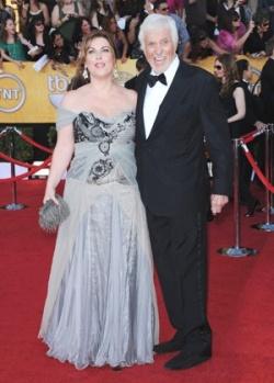 Dick Van Dyke és felesége, Arlene Silver (fotó: sheknows.com)