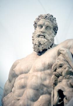 Herkules szobra