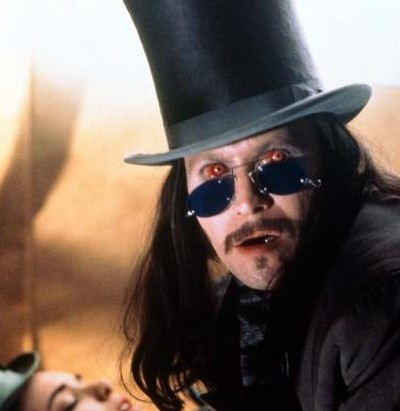 Gary Oldman mint Drakula