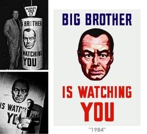 A Nagy Testvér figyel téged!