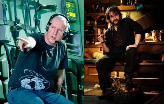 James Cameron és Peter Jackson