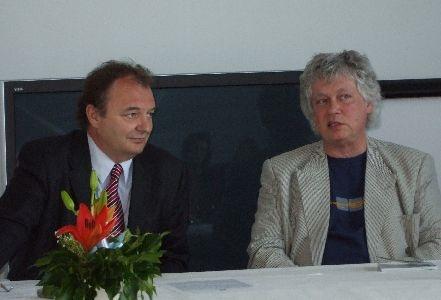 Kovács Géza és Kocsis Zoltán