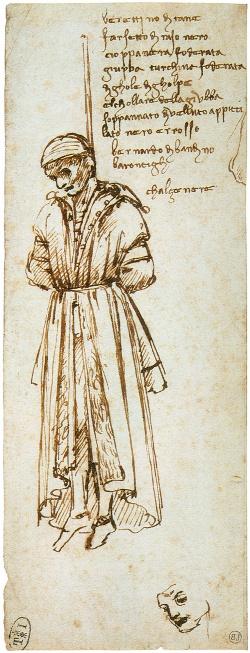 Leonardo da Vinci is megemlékezett a megtorlásról