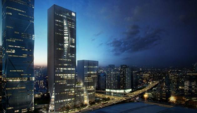 Shenzen Energia ház, Kína