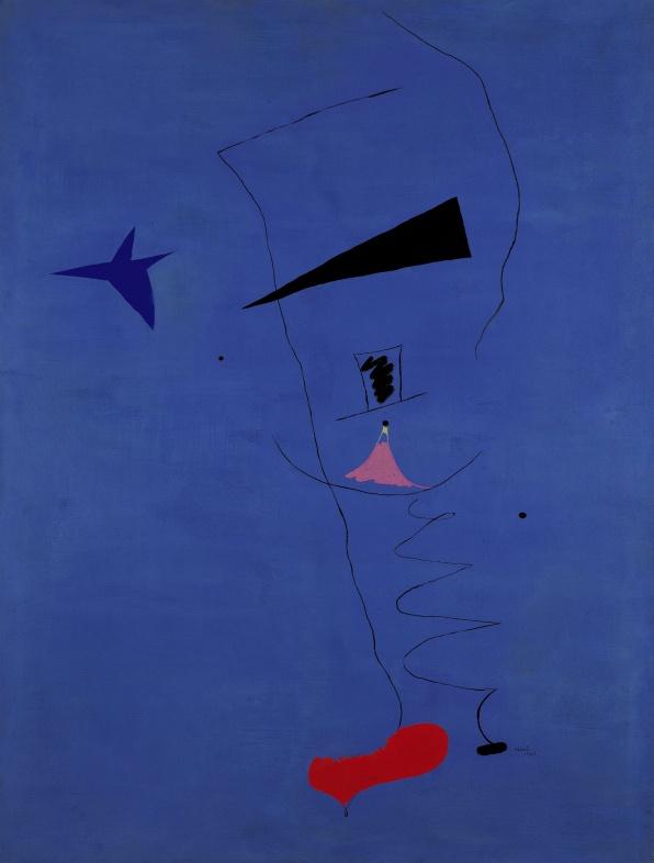 A kék csillag