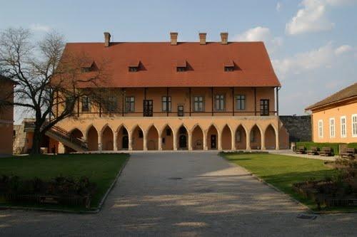 A múzem épülete az egri várban