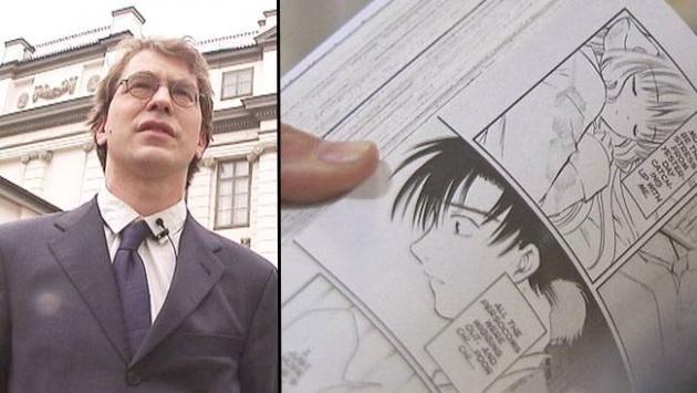 Simon Lundström és ami miatt bajba került