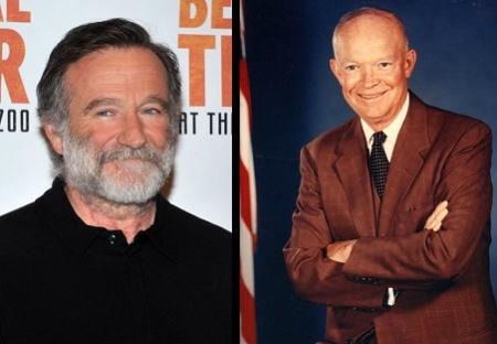 Williams és Eisenhower