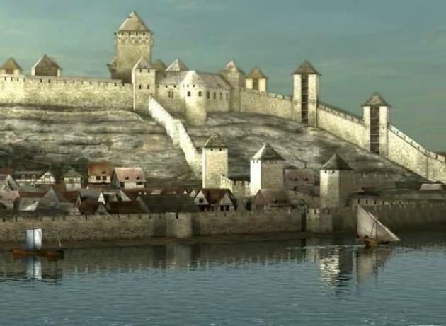Így nézhetett ki a nándorfehérvári vár