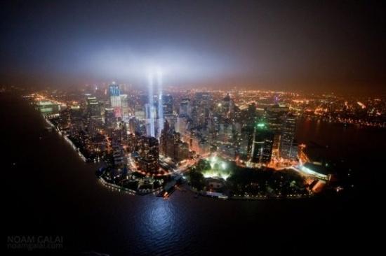 New York emlékezik (fotó: Noam Galai)