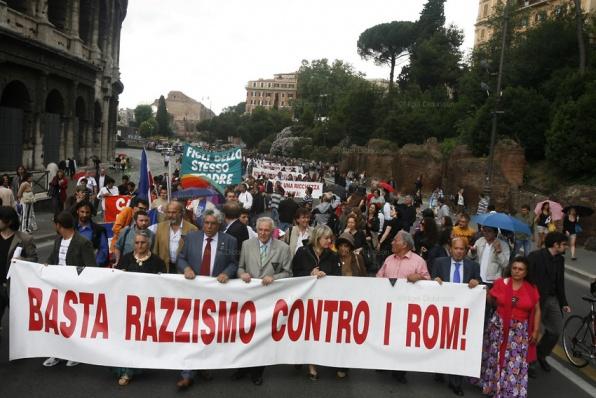 Tüntetés az intolerancia ellen