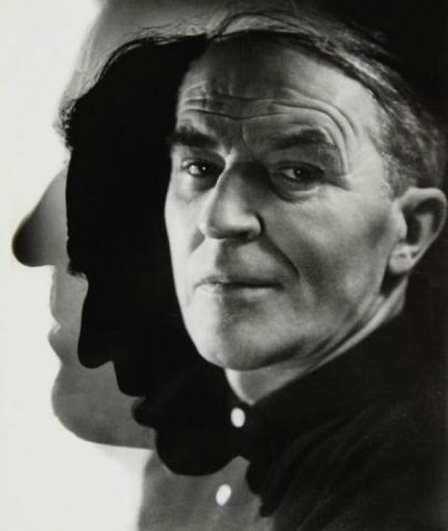 Edmund Kestin képe Will Grohmannról (1946)