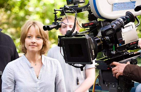 Jodie Foster a kamera másik oldalán
