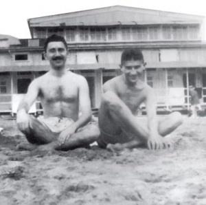 Max Brod és Franz Kafka