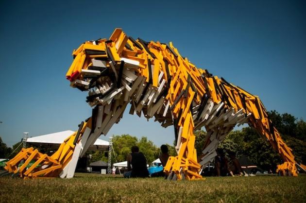 Fesztivál-tigris