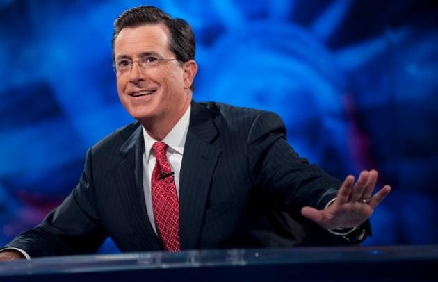 Stephan Colbert (Fotó: complex.com)