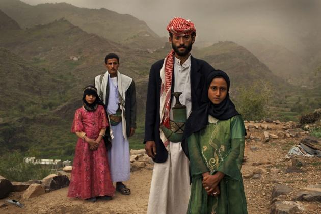 Stephanie Sinclair: Gyermek menyasszonyok (Jemen)