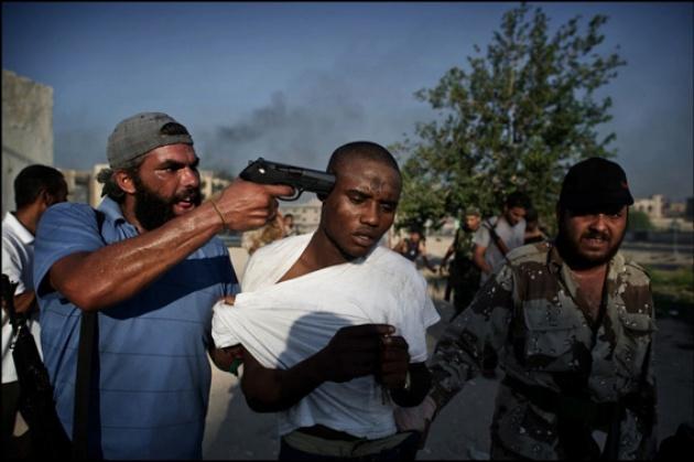 Rémi Ochlik: Harc Líbiáért