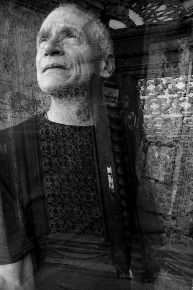 fotó: Kalmár Mádhava, Kalmár János portréja