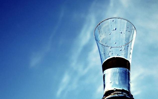 Nem áll jól az a bizonyos félig töltött pohár