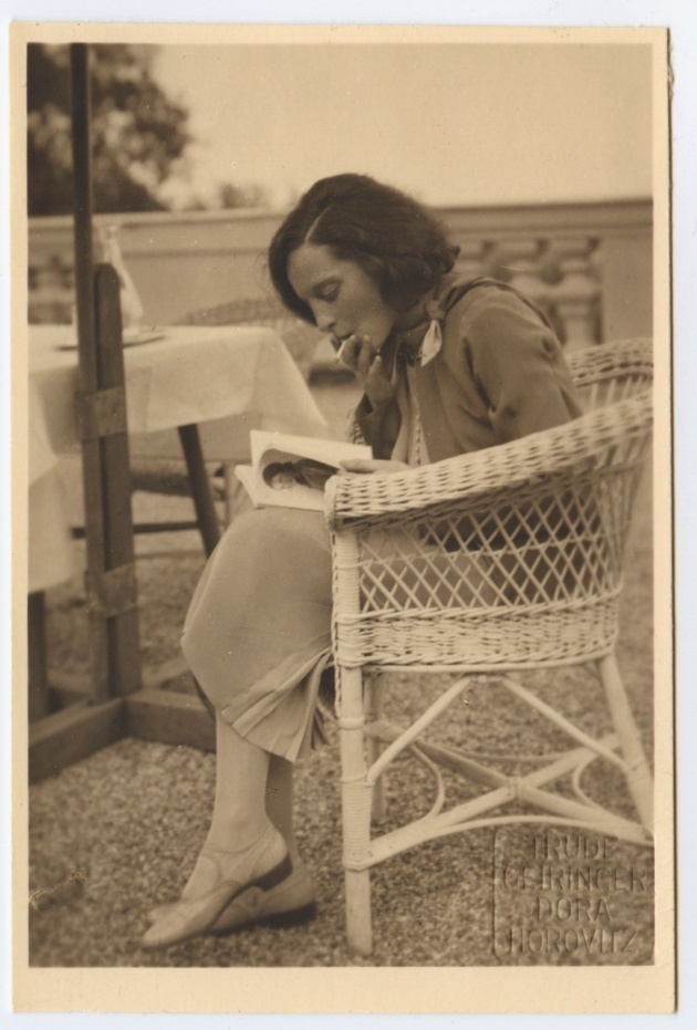 Elisabeth Bergner (1931)