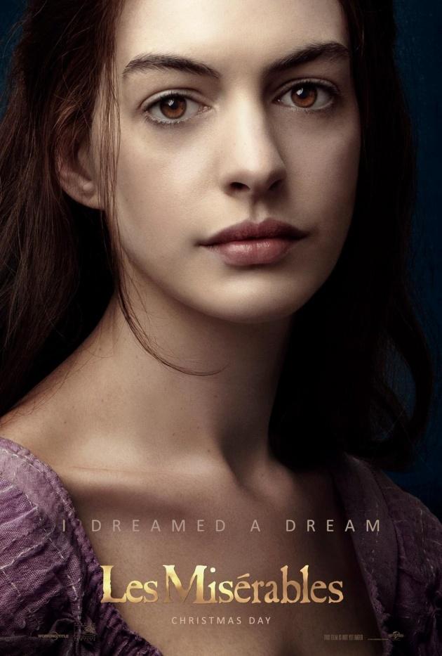 Fantine: Anne Hathaway