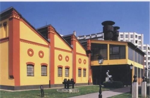 Öntödei Múzeum a II. kerületi Bem József utcában (Fotó: Öntödei Múzeum archívuma)