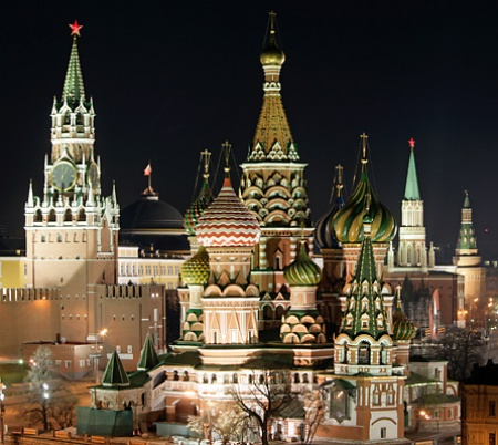 A moszkvai Kreml: 110 milliárd