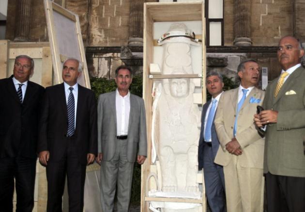 A Hattusa Szfinx visszakerült Isztambulba