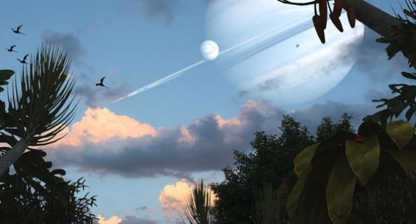 Lenne mit nézni az égbolton esténként