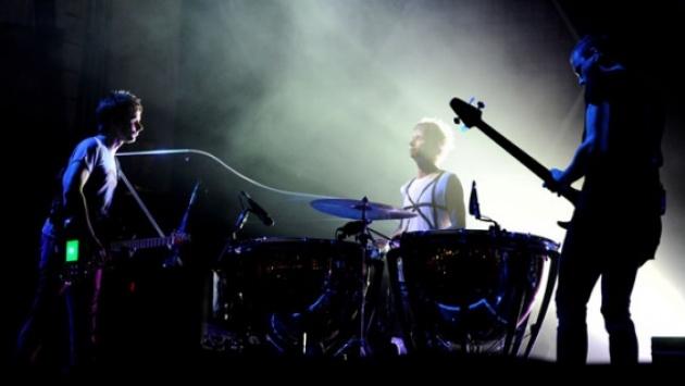 A képek nem a budapesti koncerten készültek