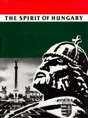 Sisa István főműve: Magyarország szelleme