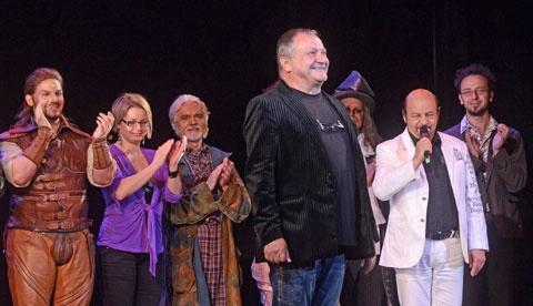A rendező: Böhm György (Fotó: operett.hu)