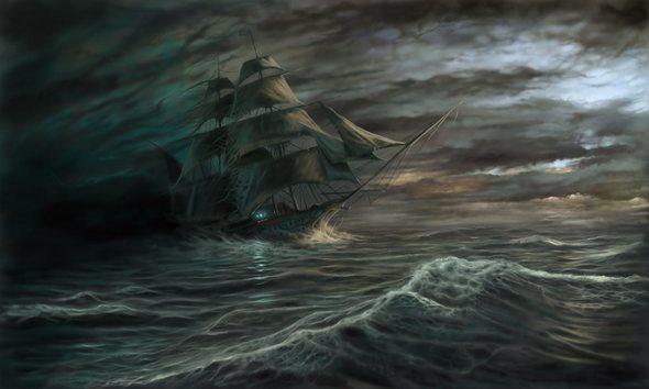 Mindmáig nincs elfogadható magyarázat a Mary Celeste személyzetének eltűnésére