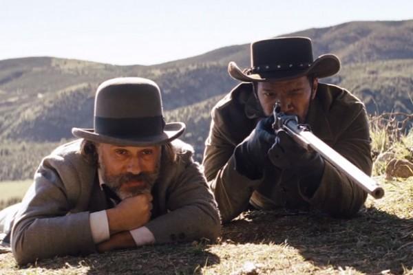 Django elszabadul (rendező: Quentin Tarantino)