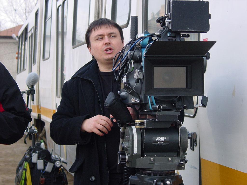 Christian Mungiu román filmrendező