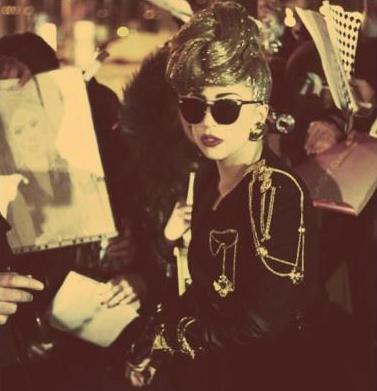 Lady Gaga Szentpéterváron