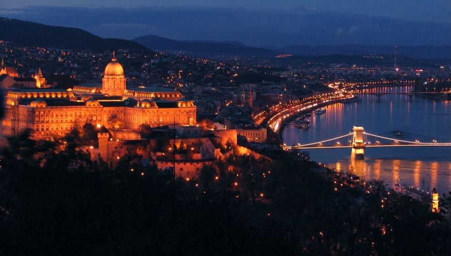 A Budai vár (Fotó: Visontay Péter)