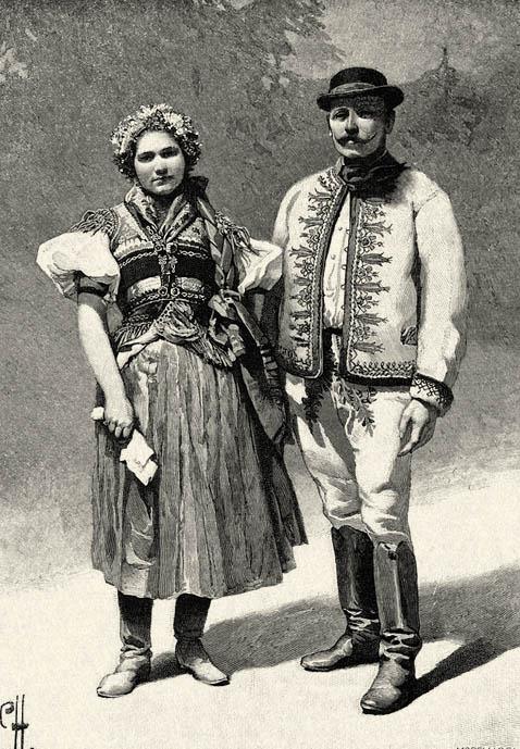Ilyenek lennének a magyarok a nyugat-európaiak szerint?