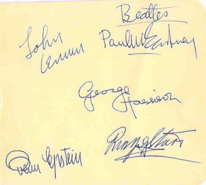 2. A Beatles