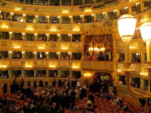 A La Fenice operaház