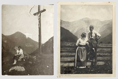 Göring és felesége